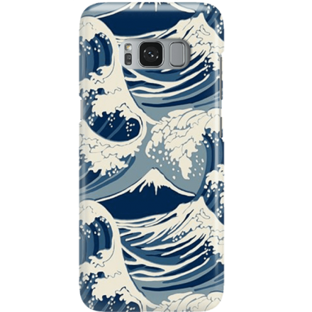 Etui na telefon Samsung Galaxy S8 Plus Japonskie Fale