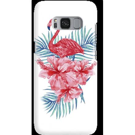 Etui na telefon Samsung Galaxy S8 Plus Król Flaming