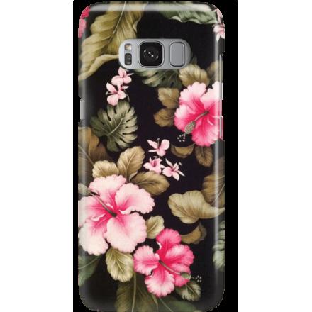 Etui na telefon Samsung Galaxy S8 Plus Kwiatowy Raj