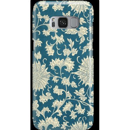 Etui na telefon Samsung Galaxy S8 Plus Kwiaty Ornamenty