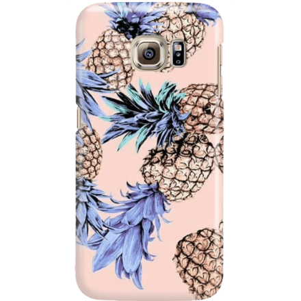 Etui na telefon Samsung Galaxy S6 Edge Ananasy