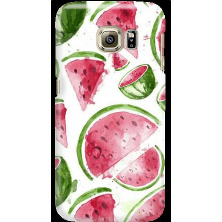 Etui na telefon Samsung Galaxy S6 Edge Arbuzy