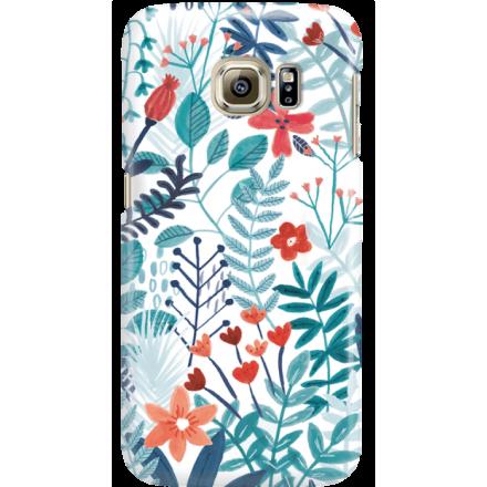 Etui na telefon Samsung Galaxy S6 Edge Bajkowa Łąka