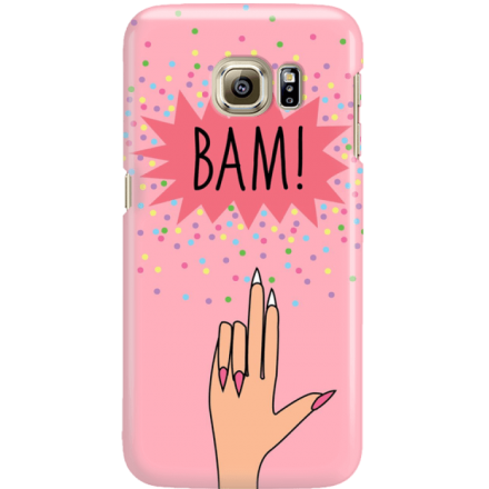 Etui na telefon Samsung Galaxy S6 Edge Bam