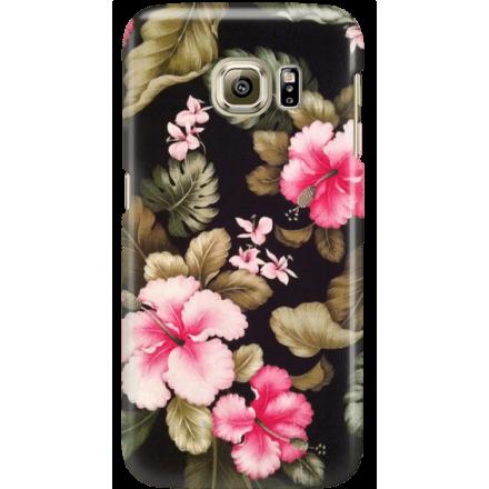 Etui na telefon Samsung Galaxy S6 Edge Kwiatowy Raj