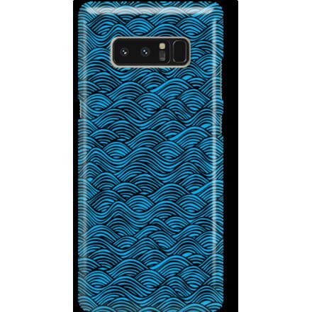 Etui na telefon Samsung Galaxy Note 8 Falujące Morze
