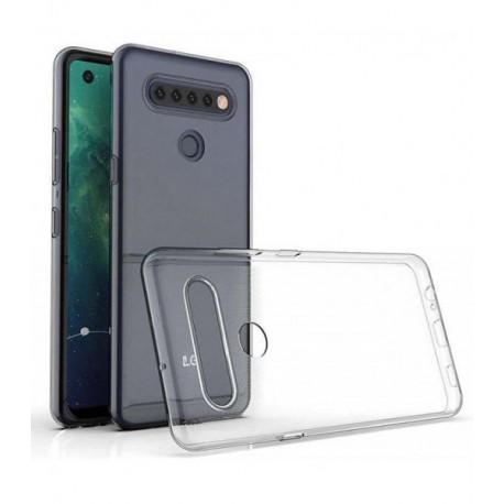 ETUI PROTECT CASE 2MM NA TELEFON LG K51S TRANSPARENT