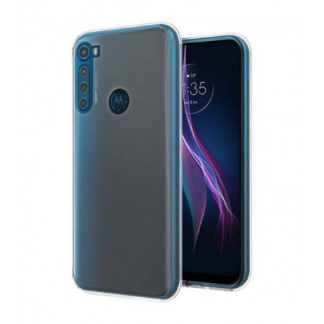 ETUI CLEAR NA TELEFON MOTOROLA ONE FUSION PLUS TRANSPARENT