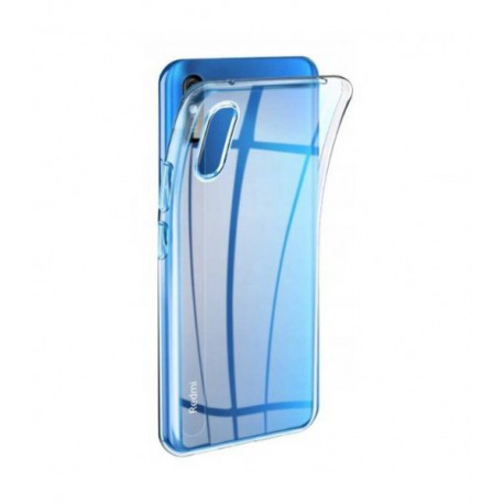ETUI PROTECT CASE 2mm NA TELEFON XIAOMI REDMI 9A TRANSPARENT