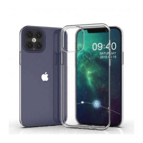 ETUI PROTECT CASE 2mm NA TELEFON APPLE IPHONE 12 PRO MAX TRANSPARENT
