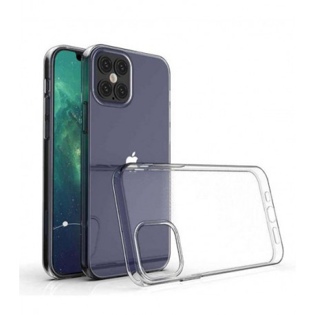 ETUI PROTECT CASE 2mm NA TELEFON APPLE IPHONE 12 / 12 PRO TRANSPARENT