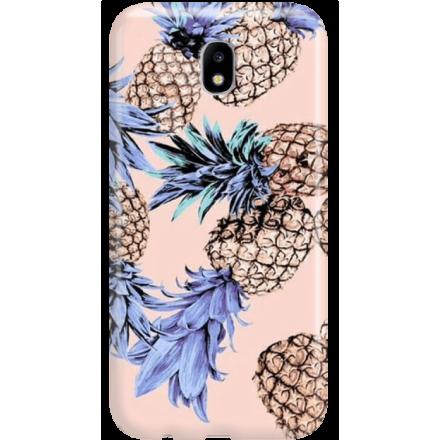 Etui na telefon Samsung Galaxy J5 2017 Ananasy