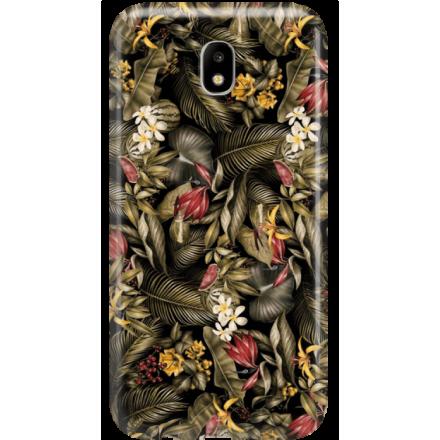 Etui na telefon Samsung Galaxy J5 2017 Egzotyczne Rośliny
