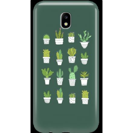 Etui na telefon Samsung Galaxy J5 2017 Kaktusy