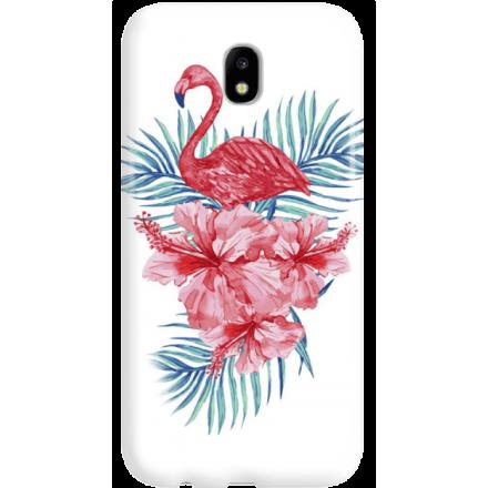Etui na telefon Samsung Galaxy J5 2017 Król Flaming