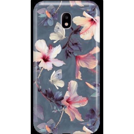 Etui na telefon Samsung Galaxy J5 2017 Kwiatowy Ogród