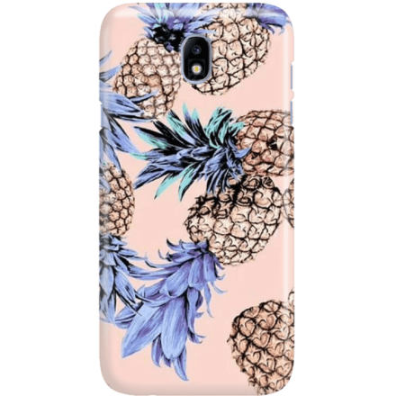 Etui na telefon Samsung Galaxy J7 2017 Ananasy