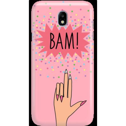Etui na telefon Samsung Galaxy J7 2017 Bam