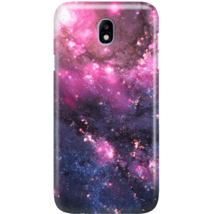 Etui na telefon Samsung Galaxy J7 2017 Galaktyka