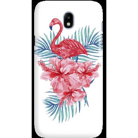 Etui na telefon Samsung Galaxy J7 2017 Król Flaming
