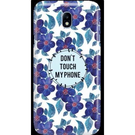 Etui na telefon Samsung Galaxy J7 2017 Kwiaty