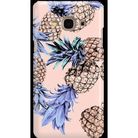 Etui na telefon Samsung Galaxy J3 2017 Ananasy