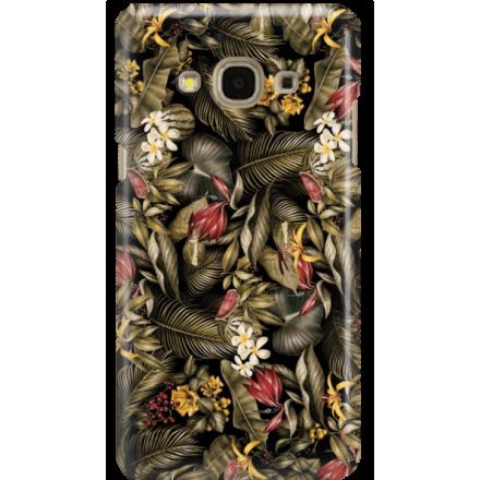 Etui na telefon Samsung Galaxy J3 2017 Egzotyczne Rośliny
