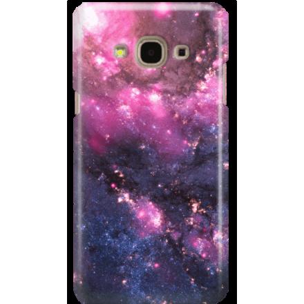 Etui na telefon Samsung Galaxy J3 2017 Galaktyka