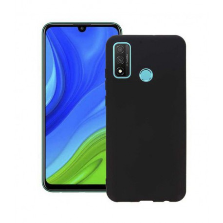 ETUI SMOOTH NA TELEFON HUAWEI P SMART 2020 CZARNY