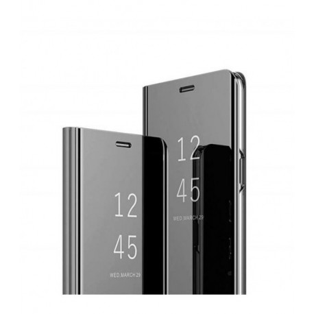 ETUI BOOK CLEAR VIEW NA TELEFON REALME X3 SUPER ZOOM CZARNY
