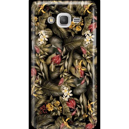 Etui na telefon Samsung Galaxy Grand Prime Egzotyczne Rośliny