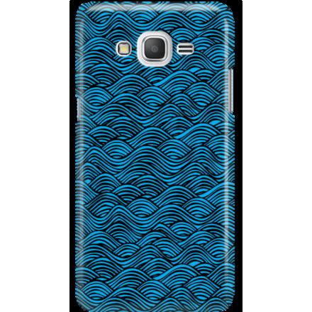 Etui na telefon Samsung Galaxy Grand Prime Falujące Morze