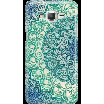 Etui na telefon Samsung Galaxy Grand Prime Koronka