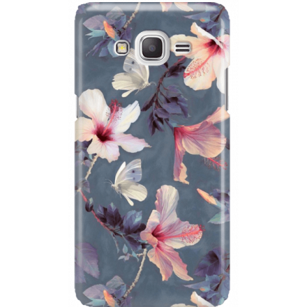 Etui na telefon Samsung Galaxy Grand Prime Kwiatowy Ogród