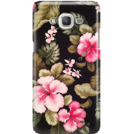 Etui na telefon Samsung Galaxy Grand Prime Kwiatowy Raj
