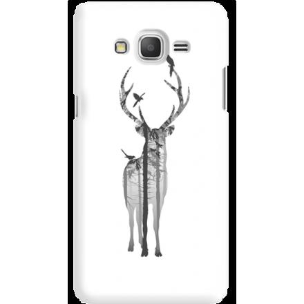 Etui na telefon Samsung Galaxy Grand Prime Leśny Jeleń