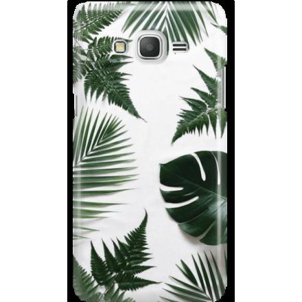 Etui na telefon Samsung Galaxy Grand Prime Liście Palm