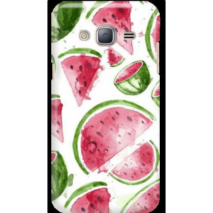Etui na telefon Samsung Galaxy J3 2016 Arbuzy