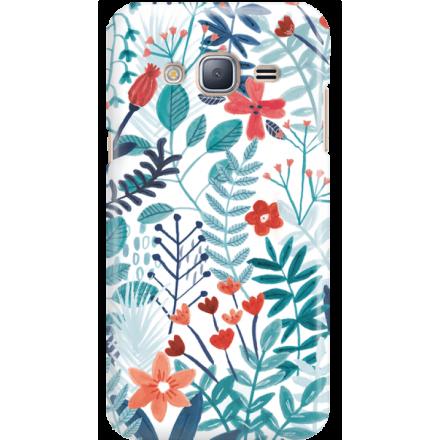 Etui na telefon Samsung Galaxy J3 2016 Bajkowa Łąka