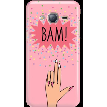 Etui na telefon Samsung Galaxy J3 2016 Bam
