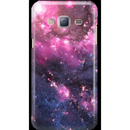 Etui na telefon Samsung Galaxy J3 2016 Galaktyka