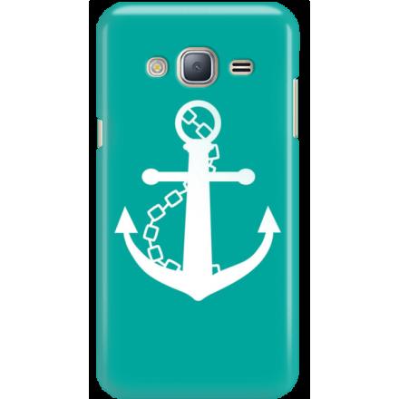 Etui na telefon Samsung Galaxy J3 2016 Kotwica