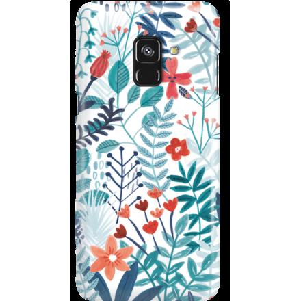Etui na telefon Samsung Galaxy A8 2018 Bajkowa Łąka