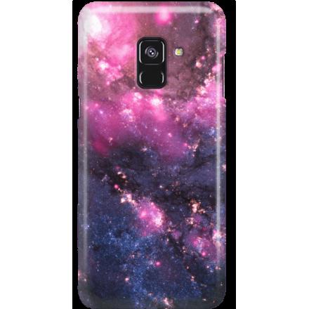 Etui na telefon Samsung Galaxy A8 2018 Galaktyka