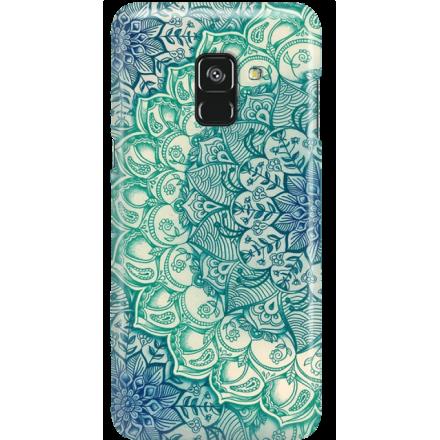 Etui na telefon Samsung Galaxy A8 2018 Koronka
