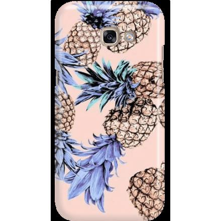 Etui na telefon Samsung Galaxy A5 2017 Ananasy