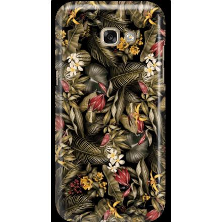 Etui na telefon Samsung Galaxy A5 2017 Egzotyczne Rośliny