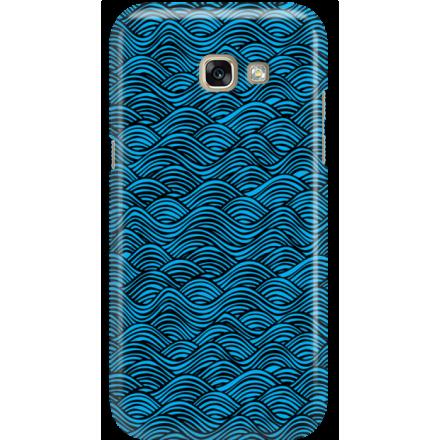 Etui na telefon Samsung Galaxy A5 2017 Falujące Morze