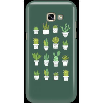 Etui na telefon Samsung Galaxy A5 2017 Kaktusy
