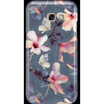 Etui na telefon Samsung Galaxy A5 2017 Kwiatowy Ogród